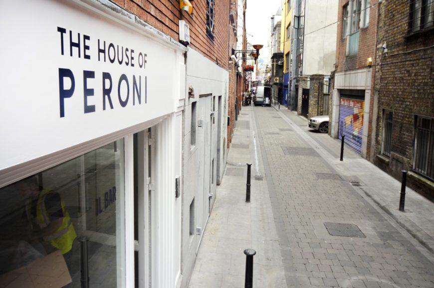 Lovin Dublin Peroni 1