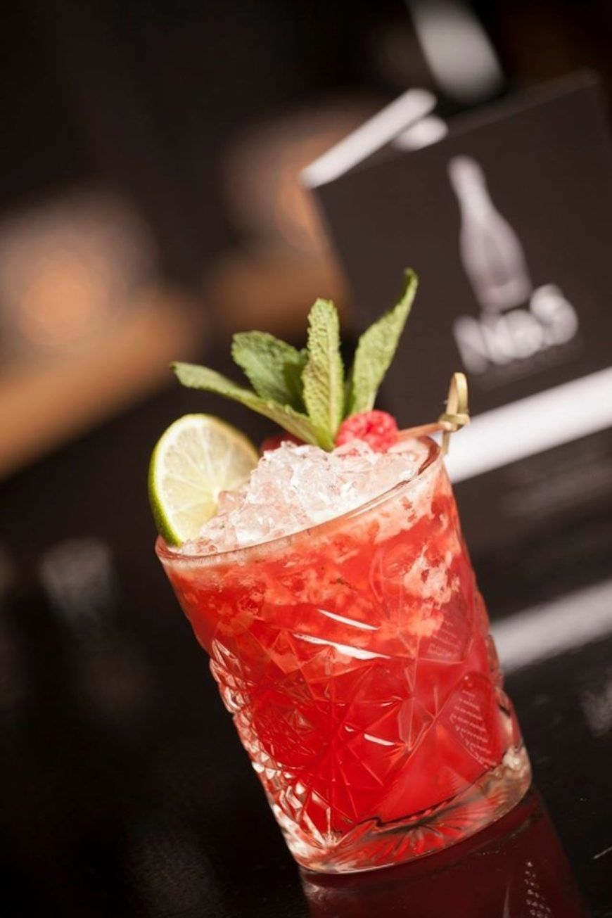 Cocktail Strawb