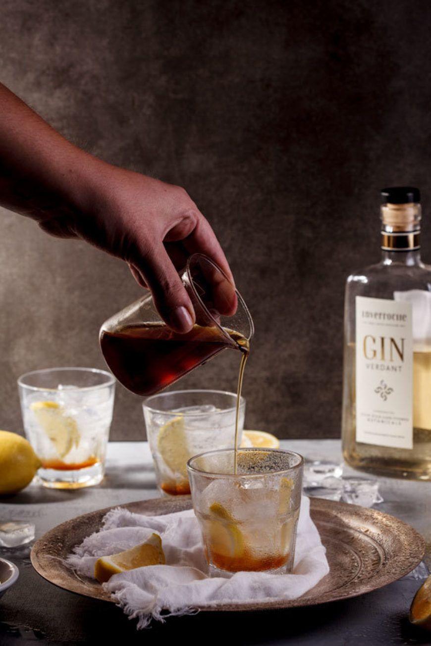 Gin5 Honey