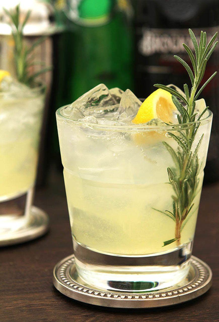 Gin6 Rosemary