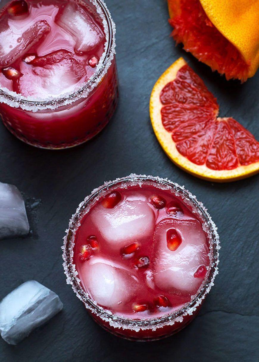 Gin8 Pomegranate