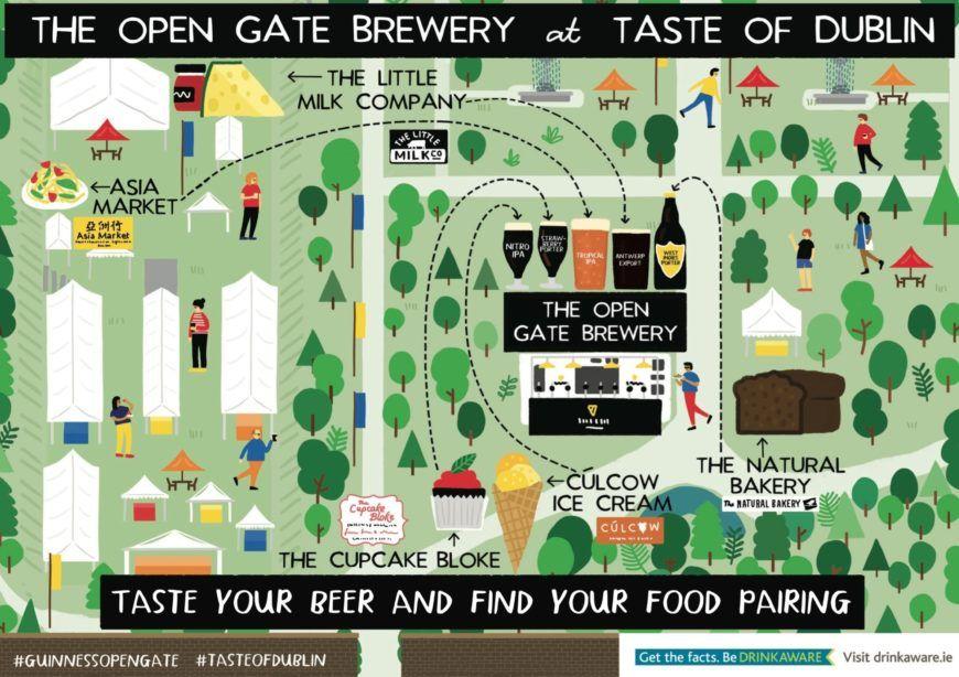 Taste Map