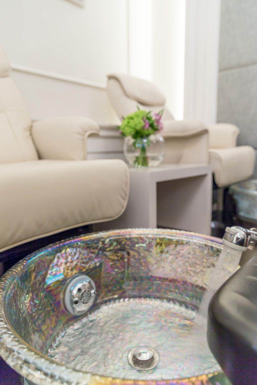 The Salon Pedicure Basin