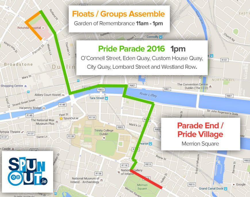 Pride Map