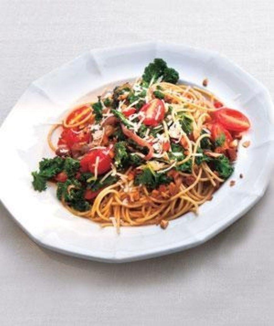 Spaghetti Kale 300