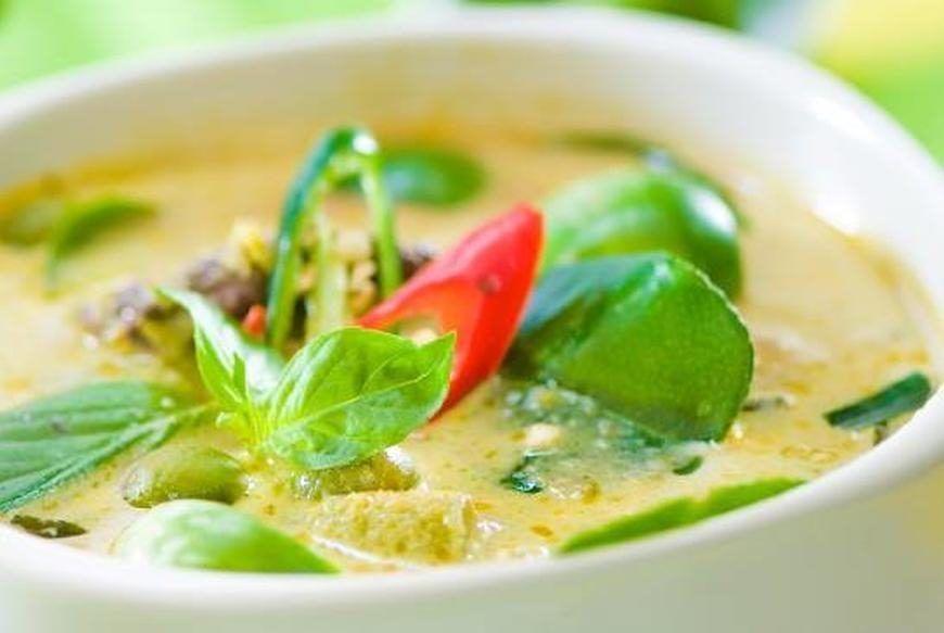 Siam Thai Green Curry