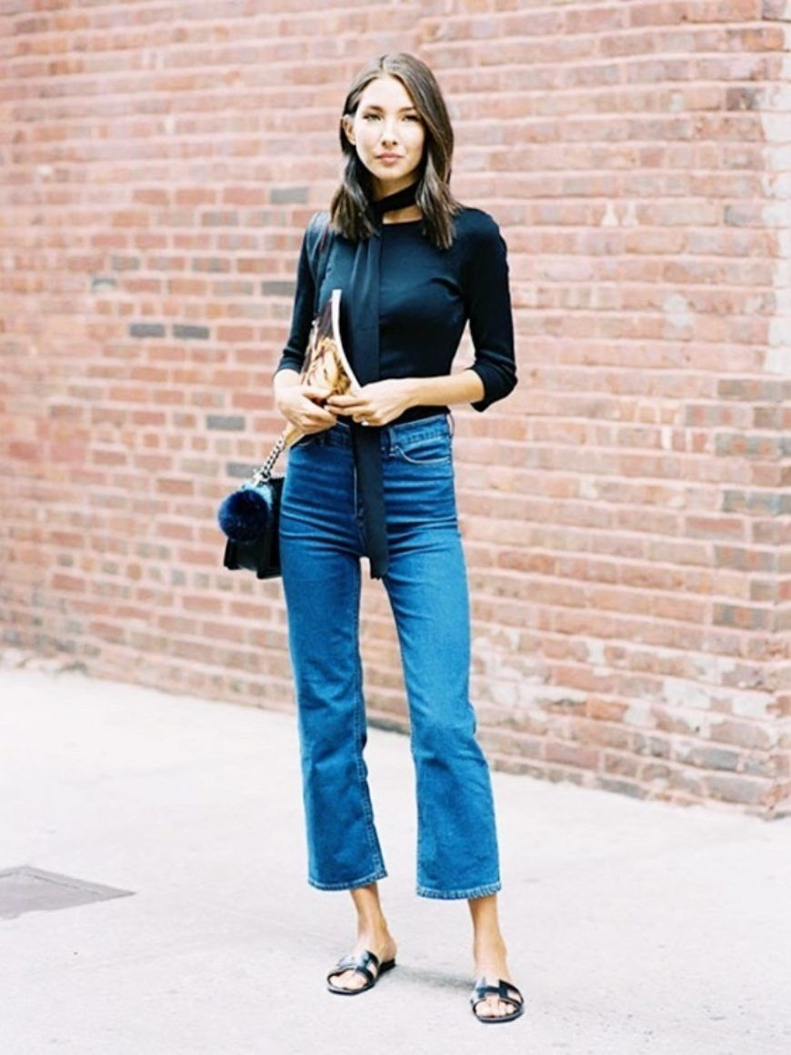 7 Rules For Wearing Cropped Flared Jeans 1635362 1453848640 640X0C