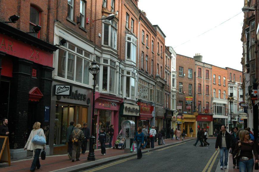 Dub Dublin Wicklow Street 3008X2000