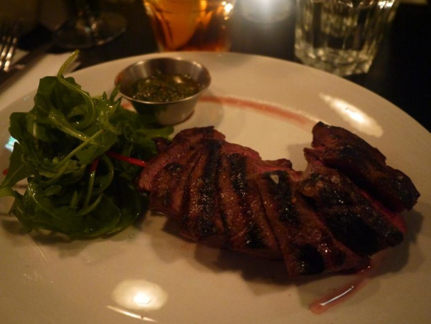 Featherblade Steak