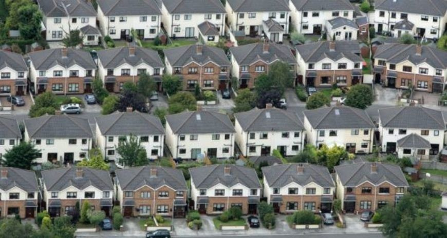 Housing Estate Ireland