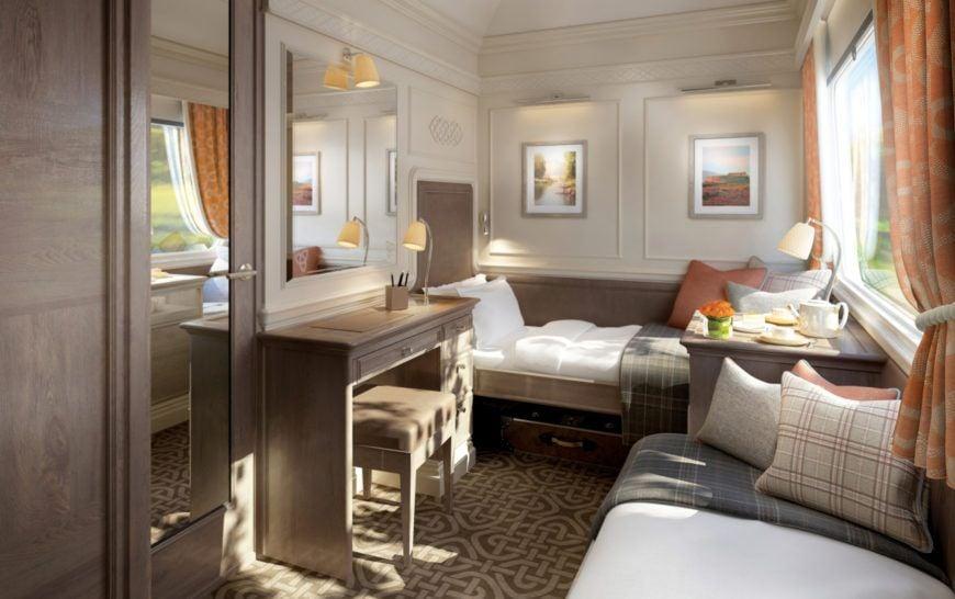 Ireland First Luxury Sleeper Train 2