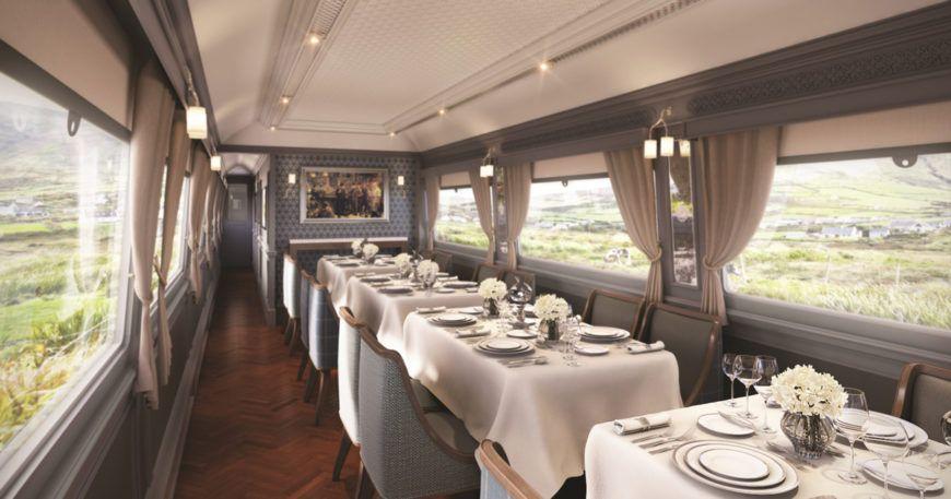 Ireland First Luxury Sleeper Train 3
