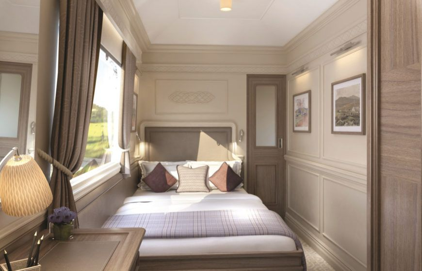 Ireland First Luxury Sleeper Train 5