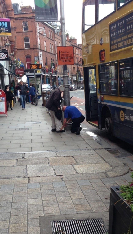 Dublin Bus Driver
