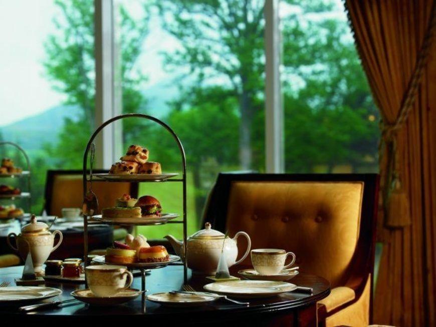 4  Powerscourt Hotel Afternoon Tea