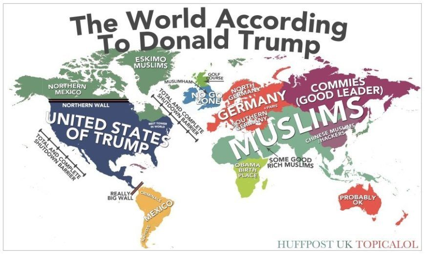 World According To Trump