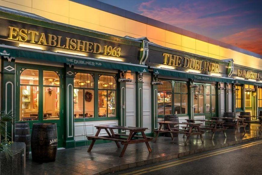 Ballsbridge Hotel Bar The Dubliner