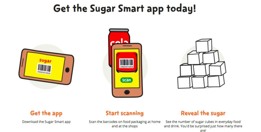 Sugar Smart Main Body