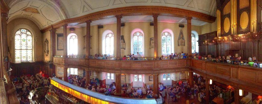 The Church Panoramic