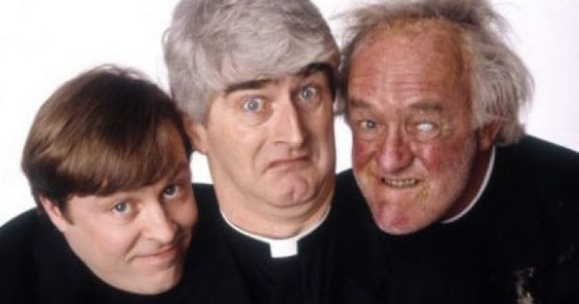 All True 'Father Ted' Fans Need This T-Shirt In Their Lives
