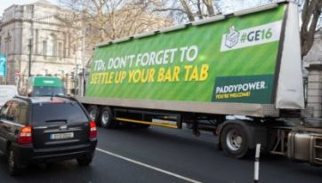 Paddy Power Has Already Launched Its First Stunt Of The Election Campaign