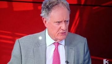 Bad News: We're Going To Have To Get Through The Election Without Vincent Browne