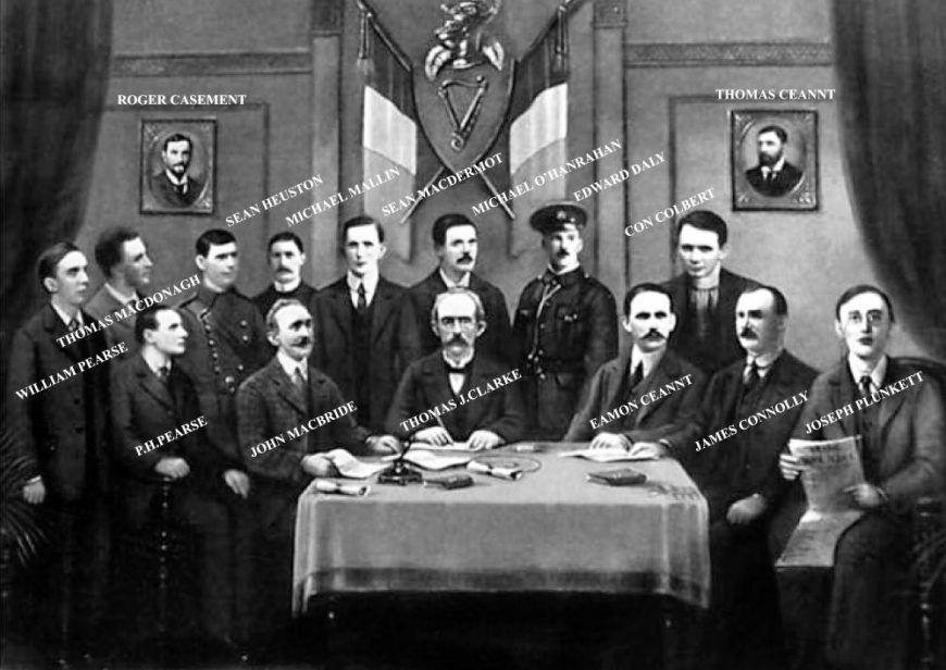 1916 Patriots Picture 2