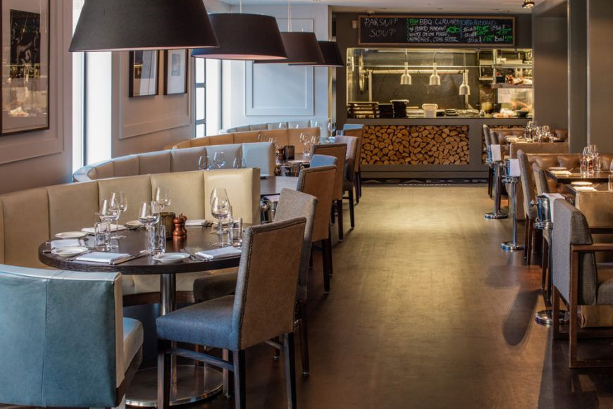 Asador Restaurant Haddington Road D4 2
