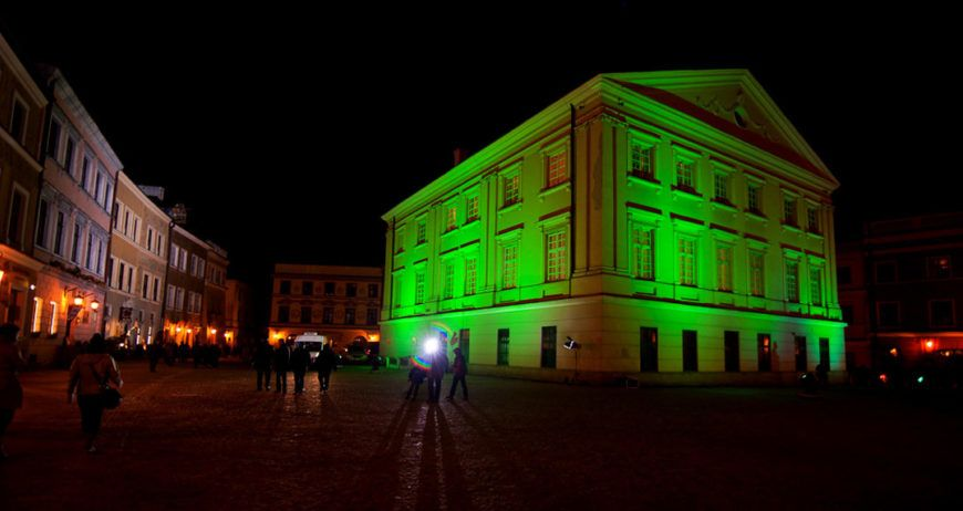 Pic 1 Crown Tribunal In Lublin Poland Joins Tourism Irelands Global Greening
