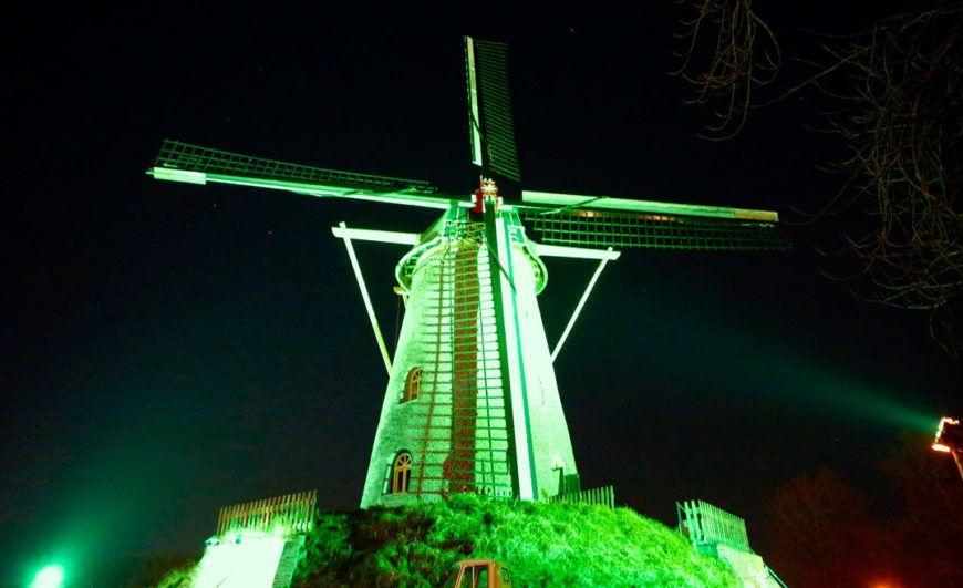 Pic 1 Windmill Weert Joins Tourism Irelands Global Greening