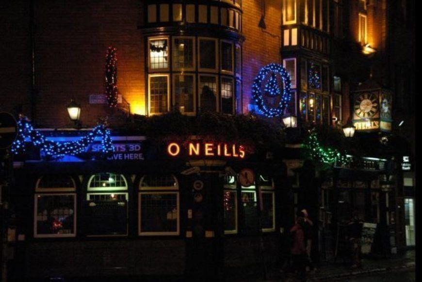 Christmas At Oneills 1