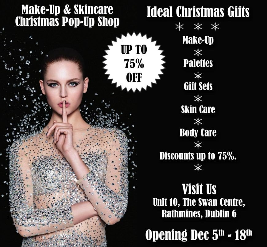 Pop Up Shop Dec Email To Share
