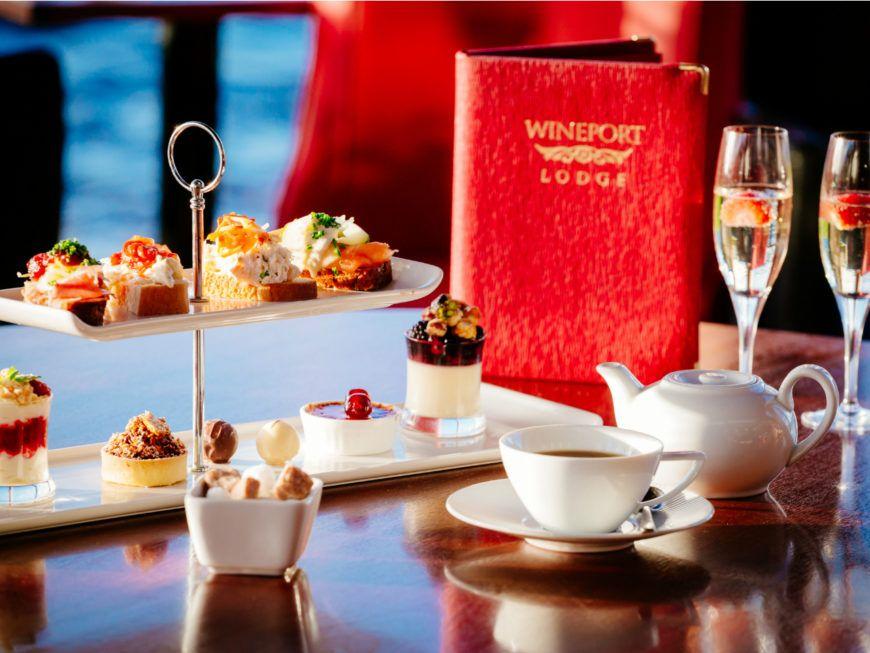 Wineport Afternoon Tea