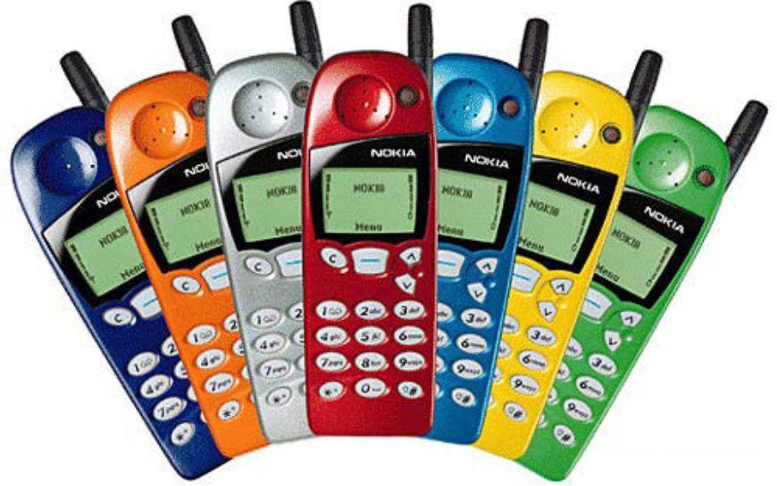 Cellphone Nokia 5110 1998