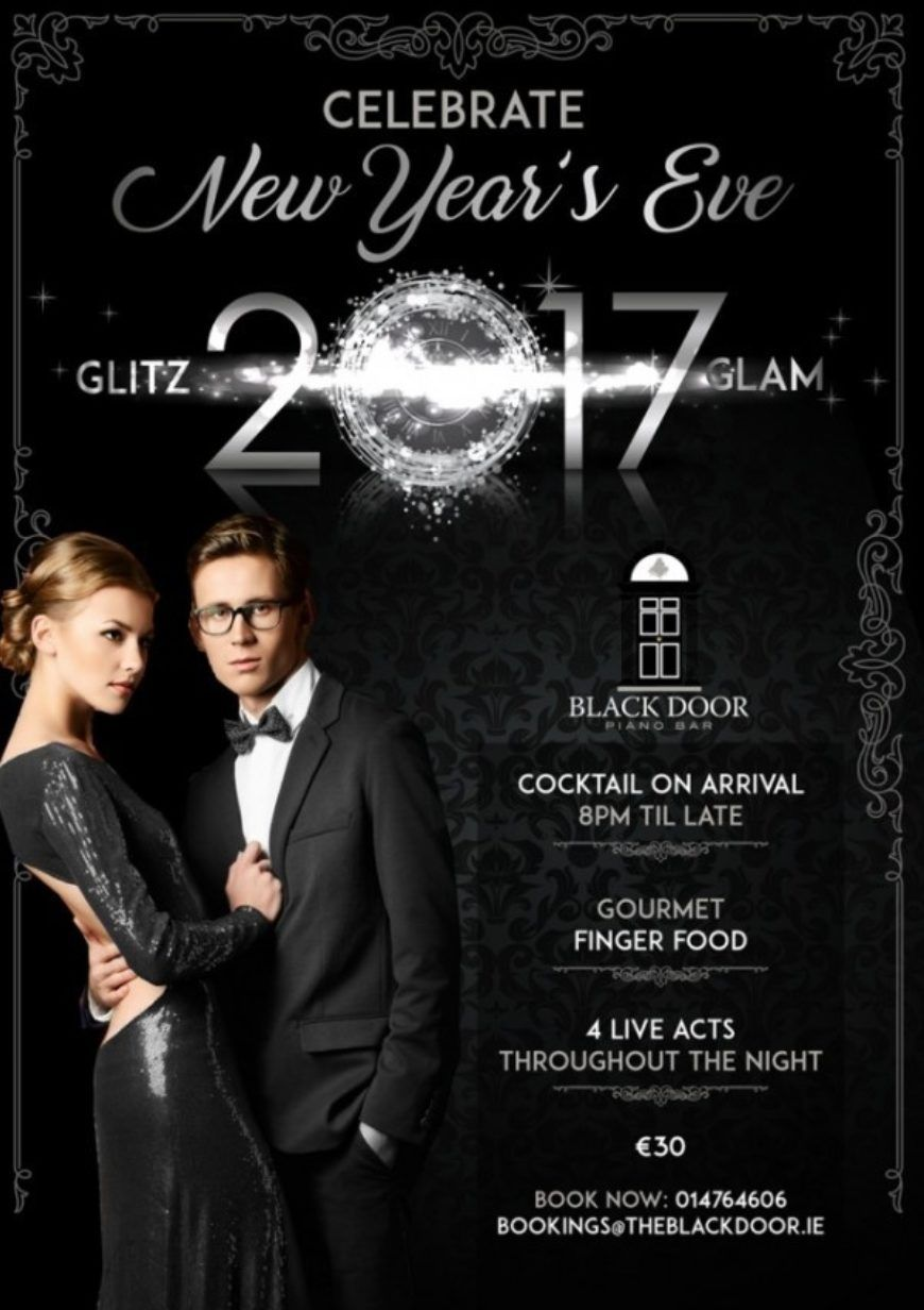 New Years Eve Poster 283466737