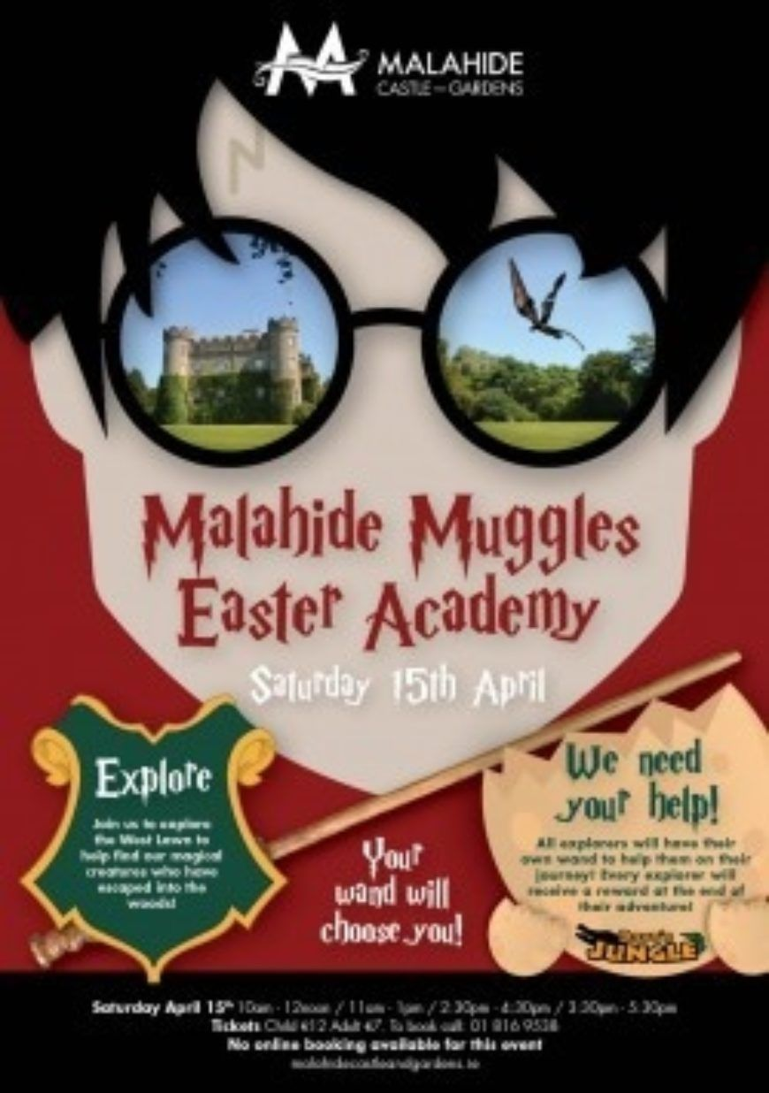 D7230 Malahide Castle Easter Potter A5 Mar 2017 250X355