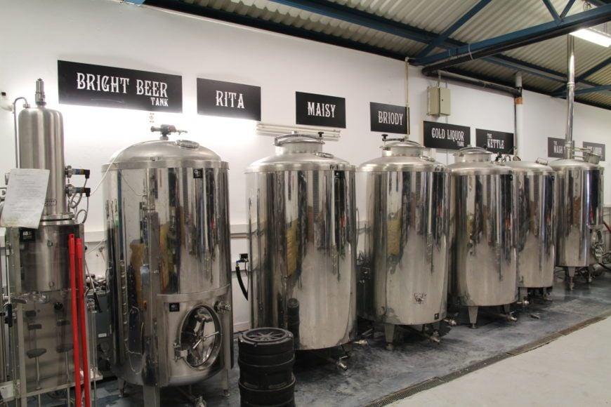 Lamps Fermentation Vessel