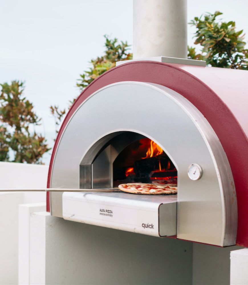 Woodfired Pizza Oven 21
