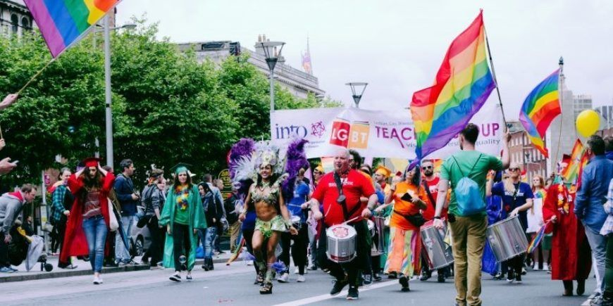 Gay Pride O Connell