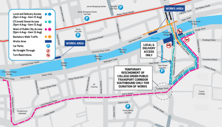 North And South Quays Aug 2017 Final Map 1