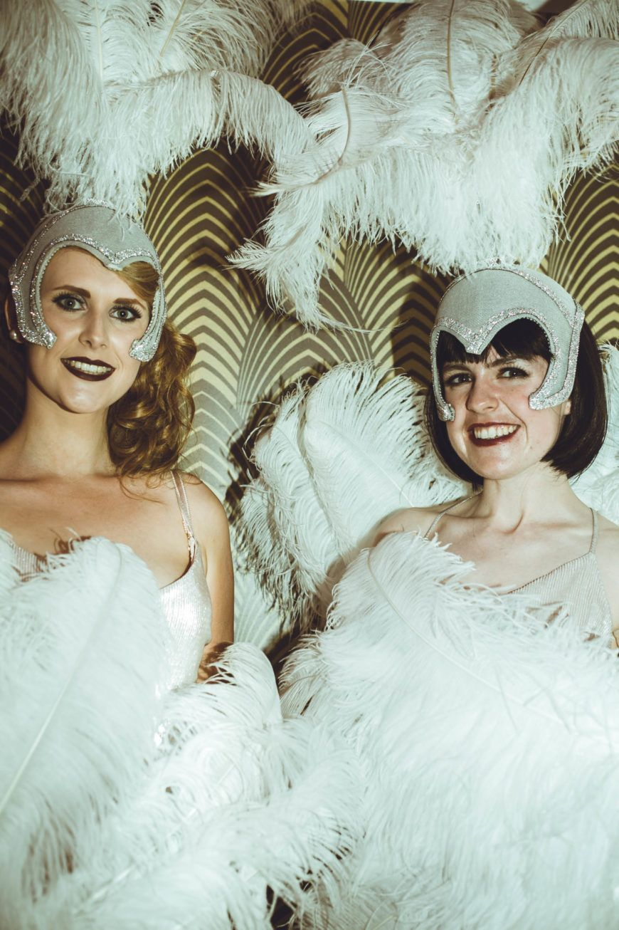 Film Fatale Prohibition Gatsbys Mansion Deirdre Delaney And Karen Conroy