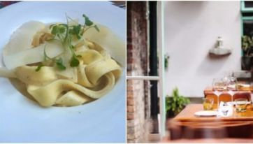 This Inner City Cocktail Bar And Restaurant Serve Some Of Dublin's Best Pasta