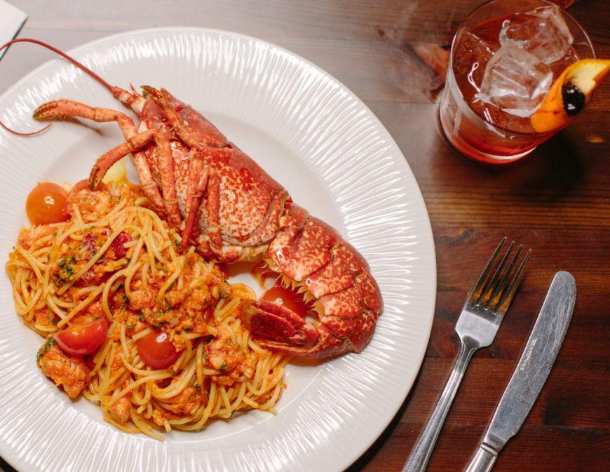 Lobster Spag 2
