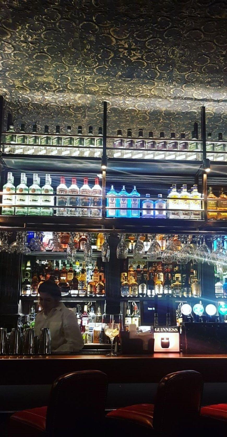 Mulligan Haines Bar