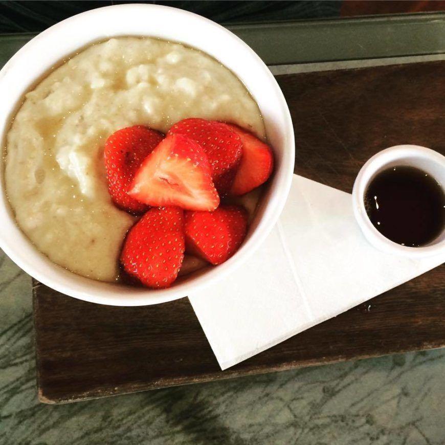 Avoca Porridge