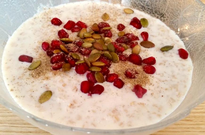 Slice Porridge