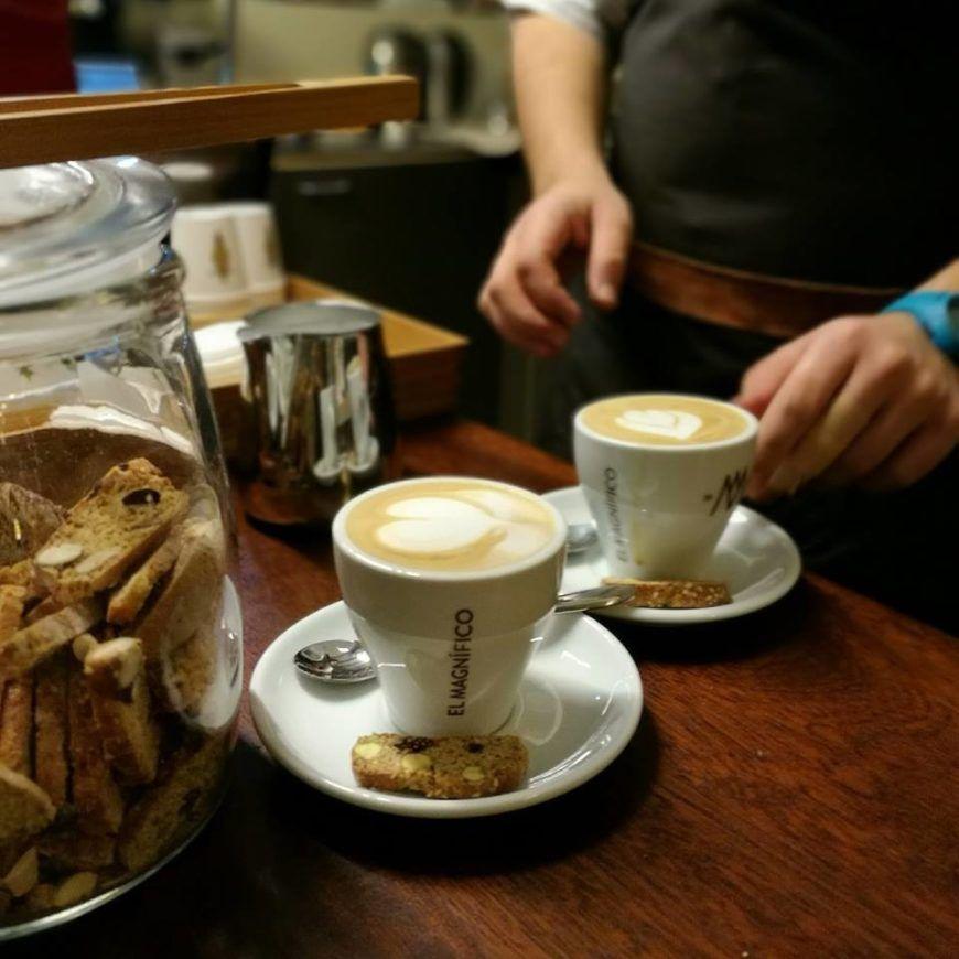 Cafes El Magnifico