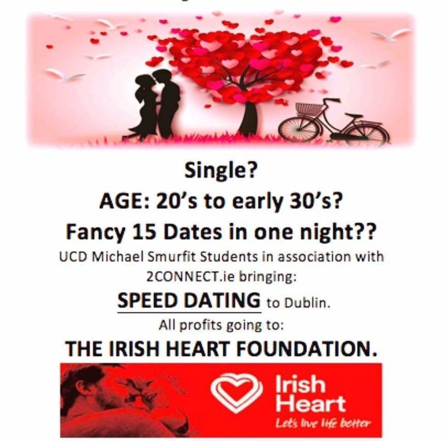 Virtual Speed Dating in Dublin | Singles Night Event | As Seen
