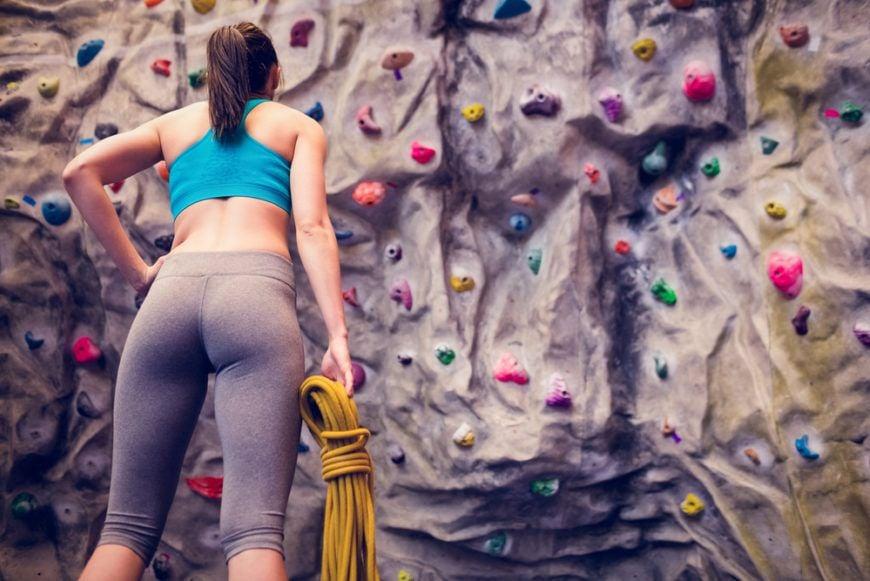 Climbing Wall New
