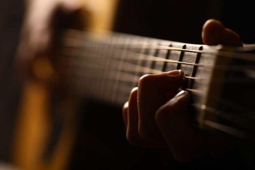 Guitar Dark